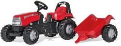Rolly Toys Kid Case CVX 1170 pedálos traktor utánfutóval (012411)