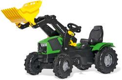 Rolly Toys FarmTrac Deutz-Fahr 5120 pedálos markolós traktor (611201)