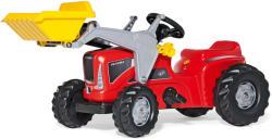 Rolly Toys Kiddy Futura pedálos markolós traktor (630059)