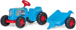 Rolly Toys Kiddy Classic pedálos traktor utánfutóval (620012)
