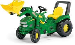 Rolly Toys X-Trac John Deere pedálos markolós traktor (046638)