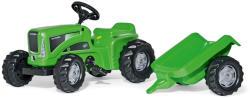 Rolly Toys Kiddy Futura pedálos traktor utánfutóval (620005)