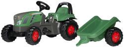 Rolly Toys Kid Fendt Vario pedálos traktor utánfutóval (013166)