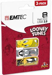 EMTEC LT01 P3 8GB USB 2.0 ECMMD8GM752P3LT01