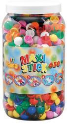 Hama Maxi Pötyi vegyes színben 650db-os