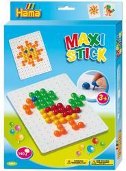 Hama Maxi pötyi vegyes színben négyzet táblával 140db-os
