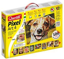 Quercetti Pixel Art kutya pötyi 6800db-os