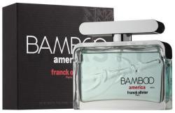Franck Olivier Bamboo America EDT 75ml