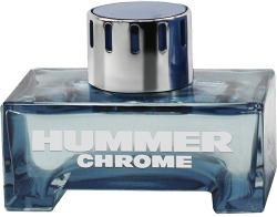Hummer Chrome EDT 125ml
