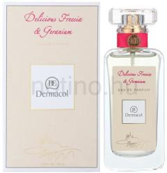 Dermacol Delicious Freesia & Geranium EDP 50ml