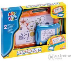 Simba Art and Fun 2 az 1-ben mágneses rajztábla szett