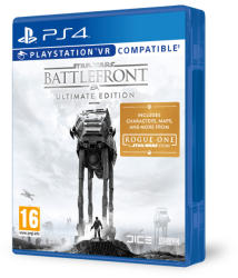 Electronic Arts Star Wars Battlefront [Ultimate Edition] (PS4)