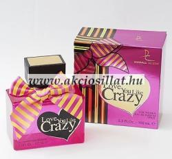 Dorall Collection Love You Like Crazy EDT 100ml