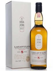 LAGAVULIN 8 Years 200th Anniversary Whiskey 0,7L 48%