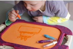 Best Toys H2-Whoa kétoldalú vizes rajztábla