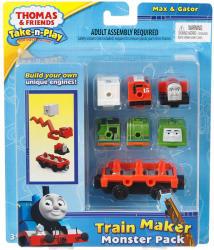 Mattel Thomas Take-n-Play vonatgyár teher kiegészítő szett