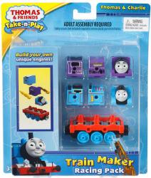 Mattel Thomas Take-n-Play vonatgyár verseny kiegészítő szett