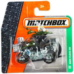 Mattel Matchbox - BMW R1200 GS motor