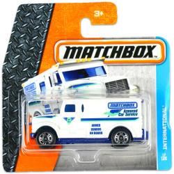 Mattel Matchbox - International kisautó