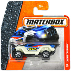 Mattel Matchbox - Crime Crusher kisautó