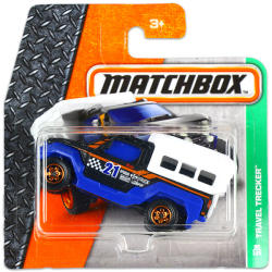 Mattel Matchbox - Travel Trecker kisautó