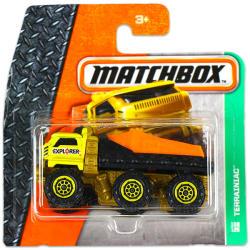 Mattel Matchbox - Terrainiac kisautó