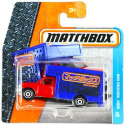 Mattel Matchbox - MBX Moving Van kisautó (DMG52)