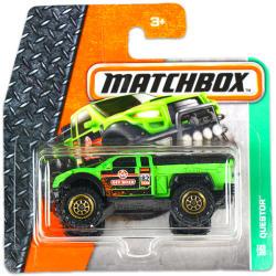 Mattel Matchbox - Questor kisautó