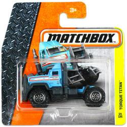 Mattel Matchbox - Torque Titan kamion