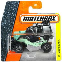 Mattel Matchbox - MBX S. C. R. P. X. 2 kisautó