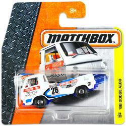 Mattel Matchbox - 66 Dodge A100 kisautó