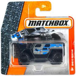 Mattel Matchbox - Ghe-O Rescue kisautó