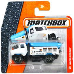 Mattel Matchbox - Rapid Rescue kisautó