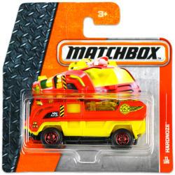 Mattel Matchbox - Hardnoze kisautó