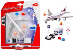 Dickie Toys Airport Team játékszett