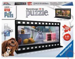 Ravensburger A kis kedvencek titkos élete - Chloe filmszalag - 3D puzzle 108 db-os (11212)