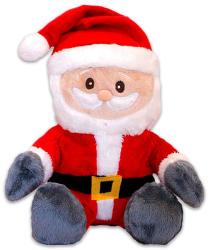 TY Inc Karácsonyi plüssfigura - télapó, 20cm (BEAR-SX0005)