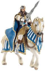Schleich Griff Lovag Király Lóháton (70119)