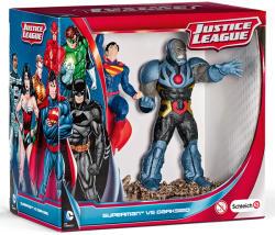 Schleich Superman vs Darkseid Akciófigura Készlet (22509)