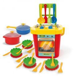 Wader Party World set bucătărie 31 accesorii