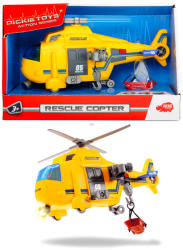 Dickie Toys Action Series - mini helikopter 15cm