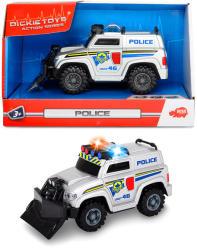 Dickie Toys Action Series - mini rendőrautó 15cm