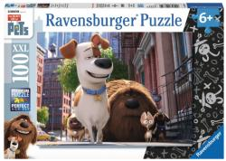 Ravensburger A kis kedvencek titkos élete - XXL puzzle 100 db-os (108749)