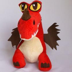Bear Toys Így neveld a sárkányod figura - Kampó 22cm