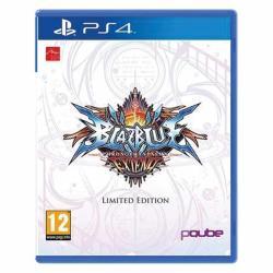 Aksys BlazBlue Chrono Phantasma Extend [Limited Edition] (PS4)