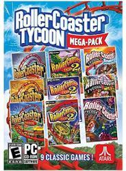 Atari RollerCoaster Tycoon Mega Pack (PC)
