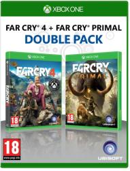 Ubisoft Double Pack: Far Cry 4 + Far Cry Primal (Xbox One)