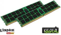 Kingston 16GB (2x8GB) DDR4 2133MHz KVR21E15D8K2/16I