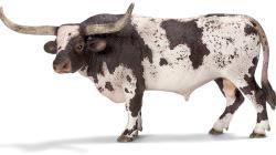 Schleich Texasi Longhorn Bika (13721)