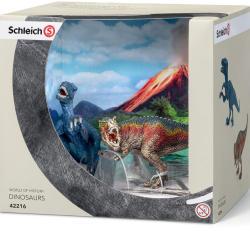 Schleich T-rex És Velociraptor Kicsi (42216)